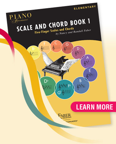 Scale and Chord Book 1